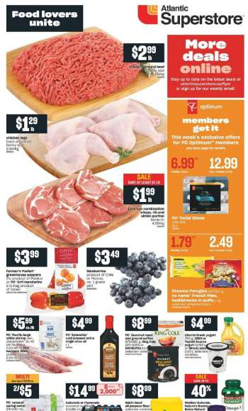 Atlantic Superstore Flyer - March 18, 2021 - March 24, 2021.
