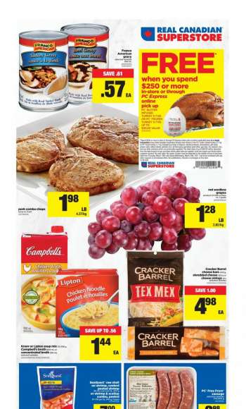 Real Canadian Superstore Flyer - March 18, 2021 - March 24, 2021.