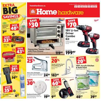 Home Hardware Flyer - March 18, 2021 - March 24, 2021.