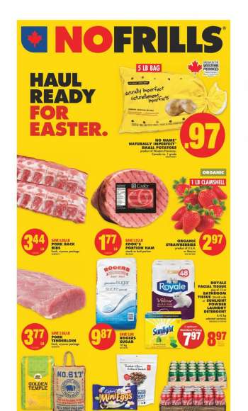 No Frills Flyer - March 26, 2021 - March 31, 2021.