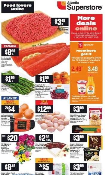 Atlantic Superstore Flyer - April 01, 2021 - April 07, 2021.