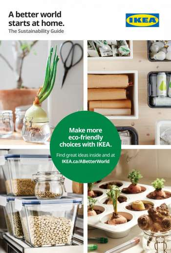 IKEA Flyer - April 01, 2021 - May 01, 2021.