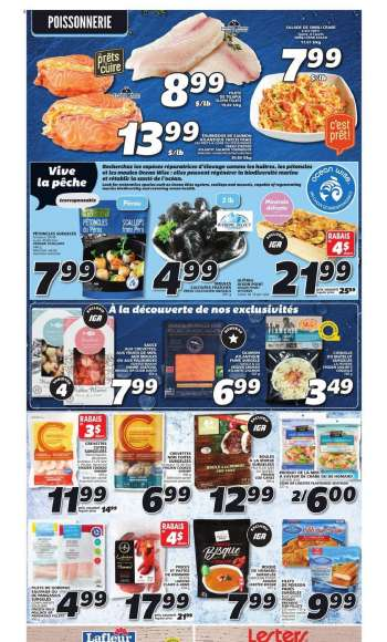 IGA Flyer - April 08, 2021 - April 14, 2021.