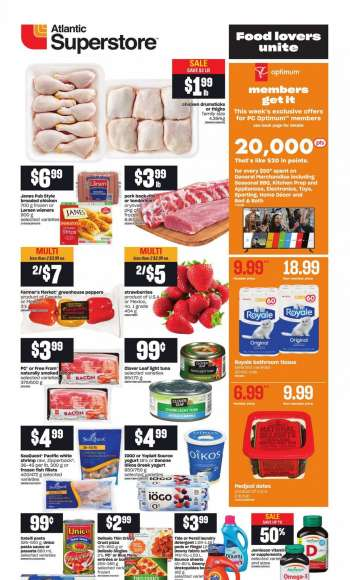 Atlantic Superstore Flyer - April 08, 2021 - April 14, 2021.