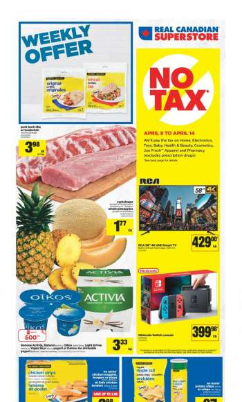 Real Canadian Superstore flyer