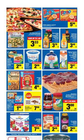 Real Canadian Superstore Flyer - April 08, 2021 - April 14, 2021.