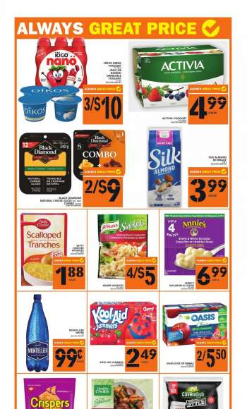 Food Basics Flyer - April 08, 2021 - April 14, 2021.