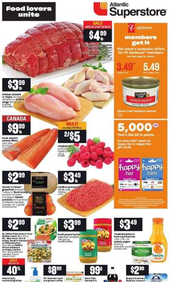 Atlantic Superstore Flyer - April 15, 2021 - April 21, 2021.