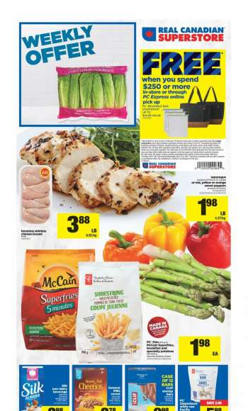 Real Canadian Superstore Flyer - April 15, 2021 - April 21, 2021.