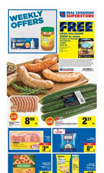 Real Canadian Superstore Flyer - April 23, 2021 - April 29, 2021.