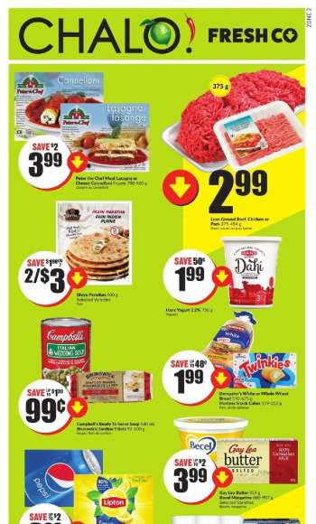 Chalo! FreshCo. Flyer - April 29, 2021 - May 05, 2021.