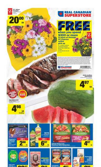 Real Canadian Superstore Flyer - May 07, 2021 - May 13, 2021.