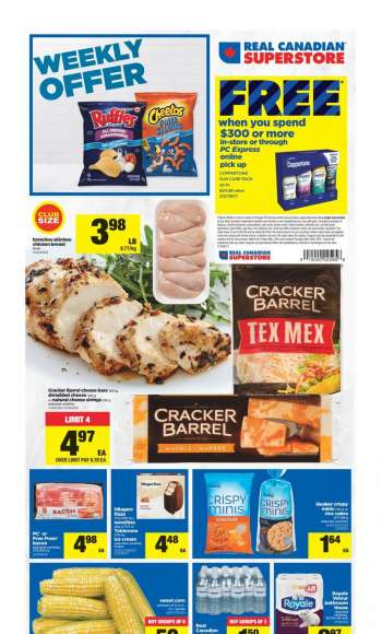 Real Canadian Superstore Flyer - May 14, 2021 - May 20, 2021.