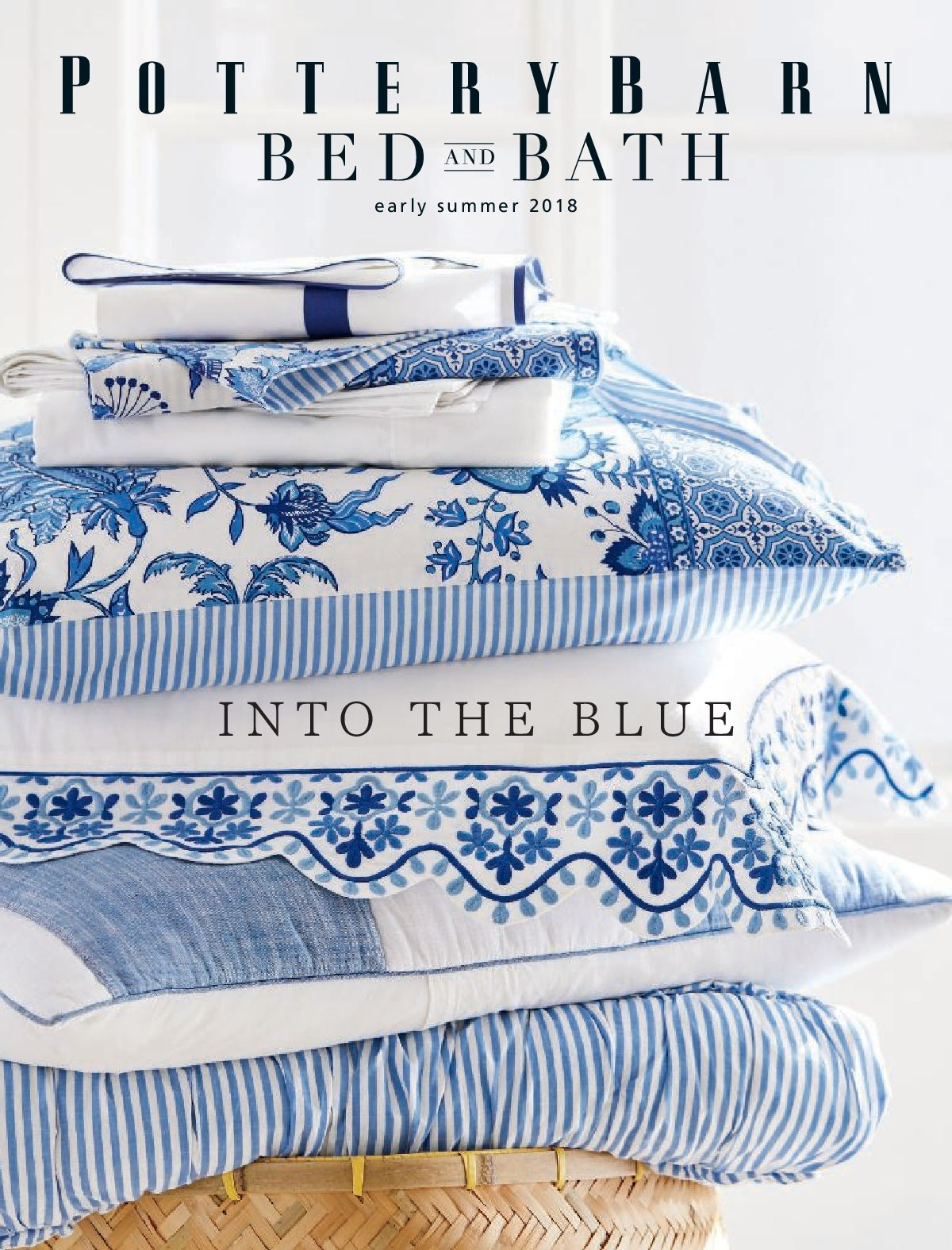 Current ad Pottery Barn