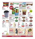 Peavey Mart Flyer - June 15, 2018 - June 28, 2018.