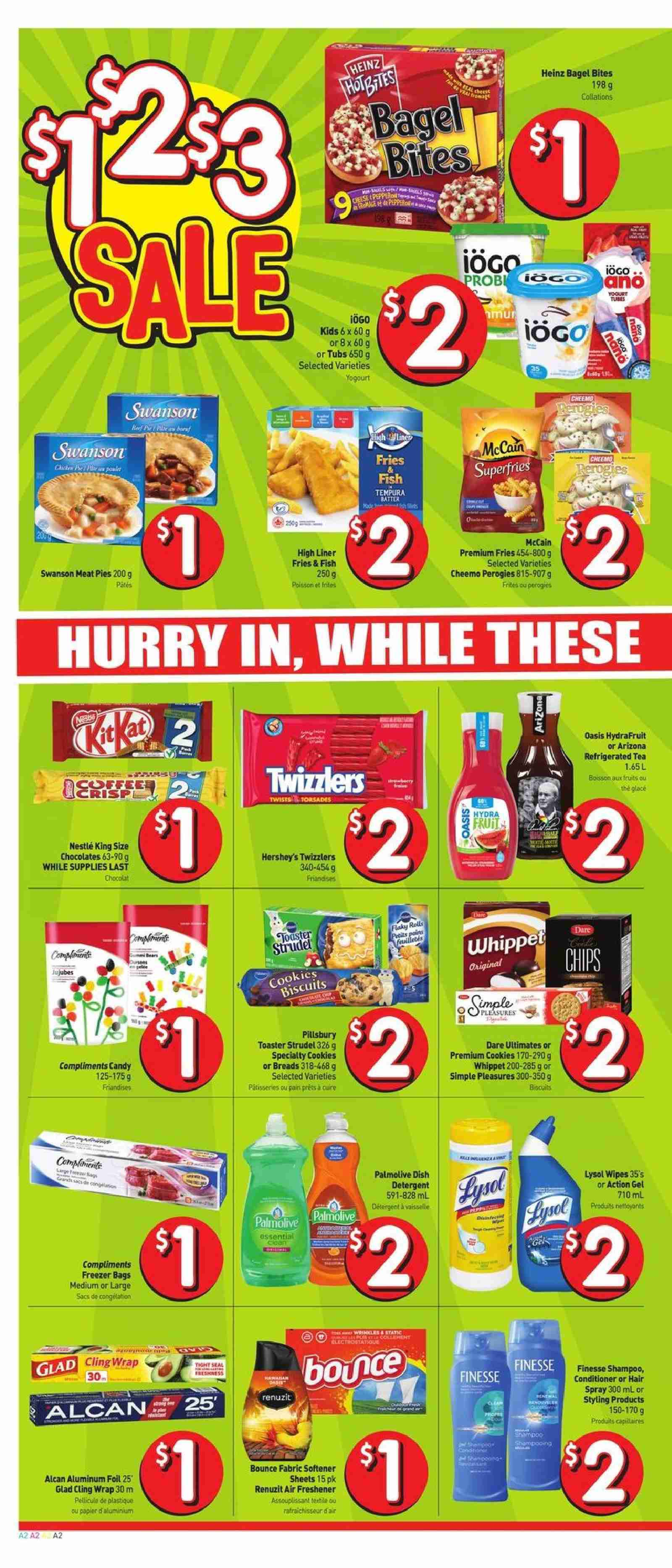 FreshCo. Flyer  - July 26, 2018 - August 01, 2018. Page 2.