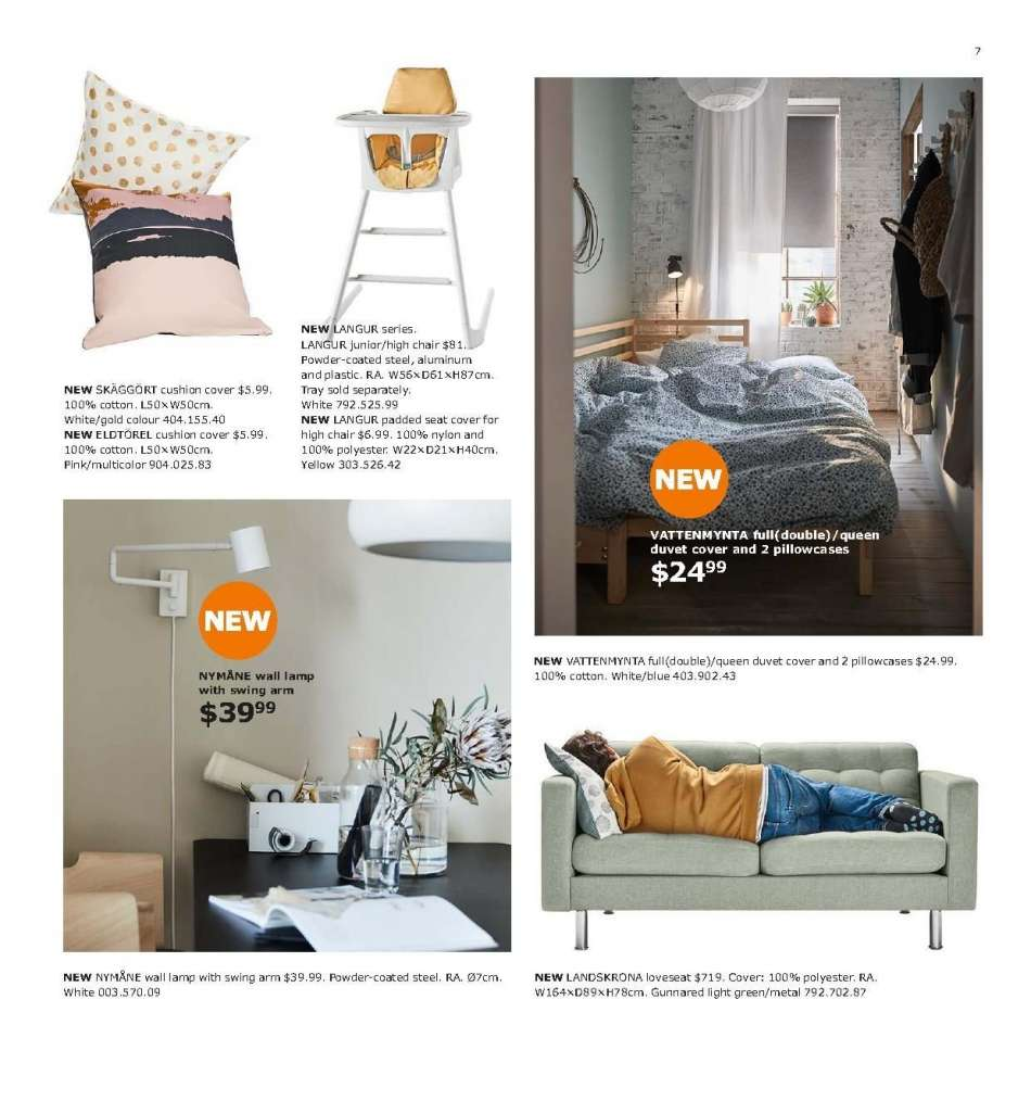 Current IKEA flyer August 01, 2018 - July 31, 2019 | Ca-flyers com