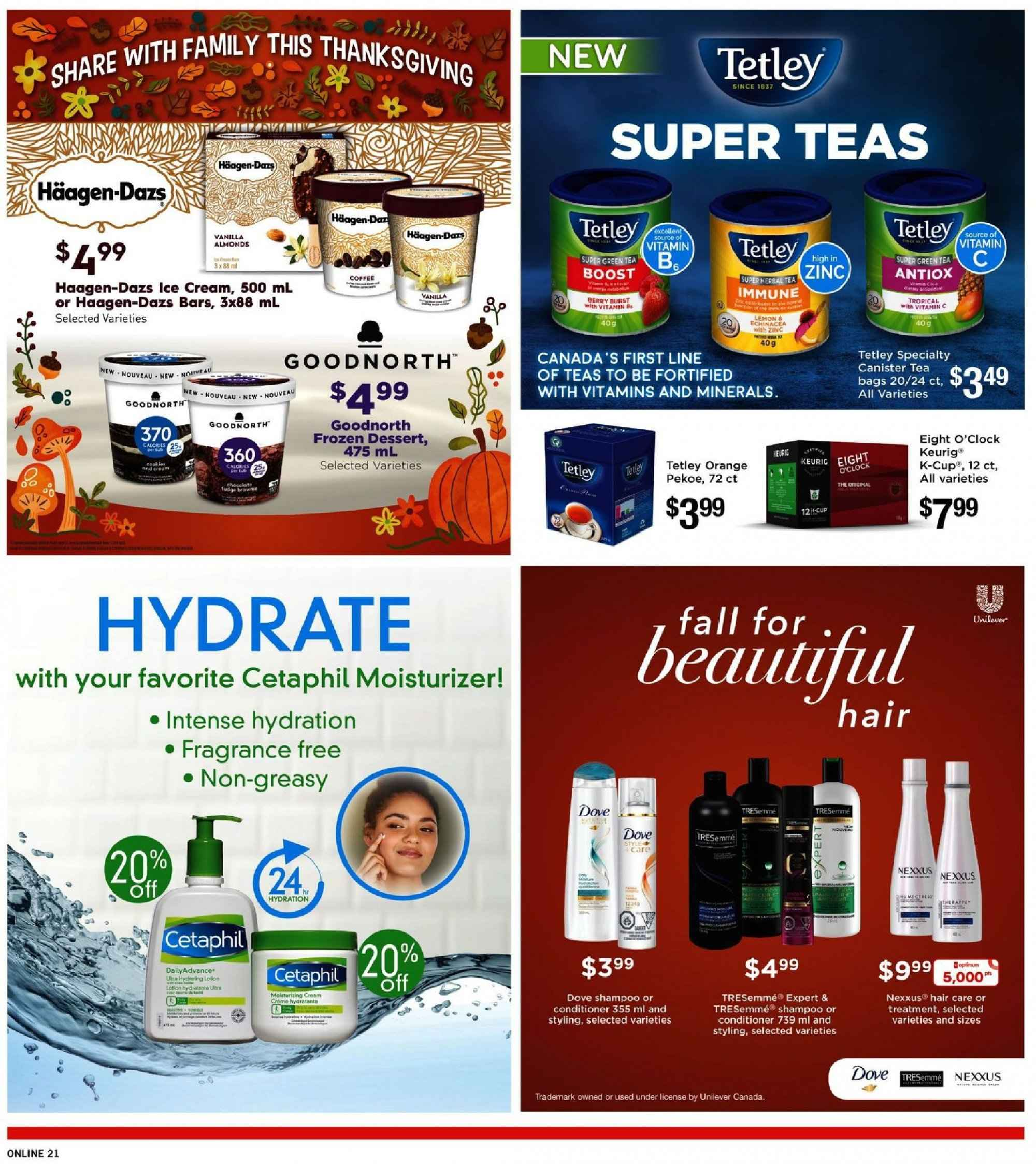 Fortinos Flyer  - October 04, 2018 - October 07, 2018. Page 25.
