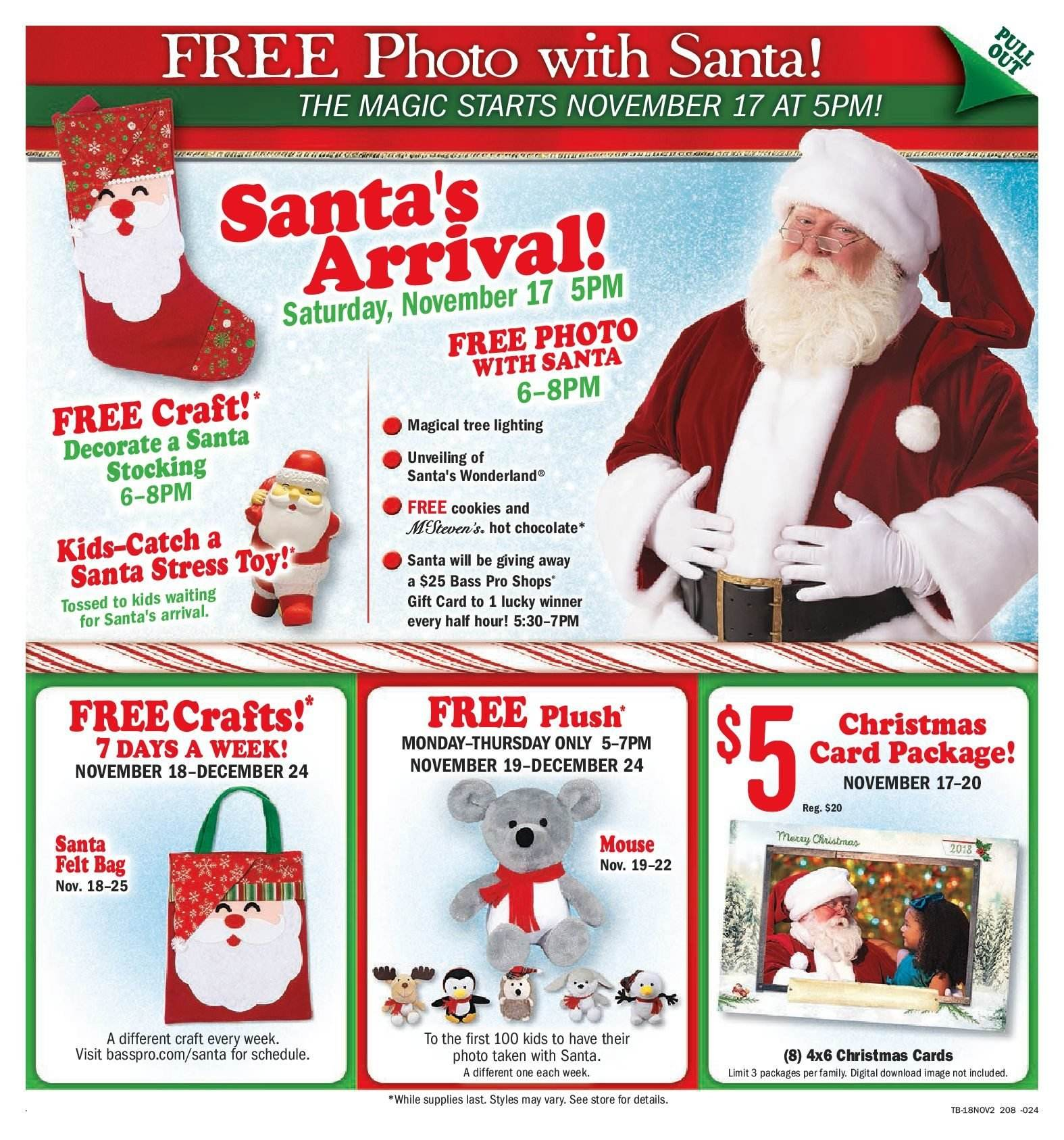 Bass Pro Shops Flyer  - November 02, 2018 - November 20, 2018. Page 16.