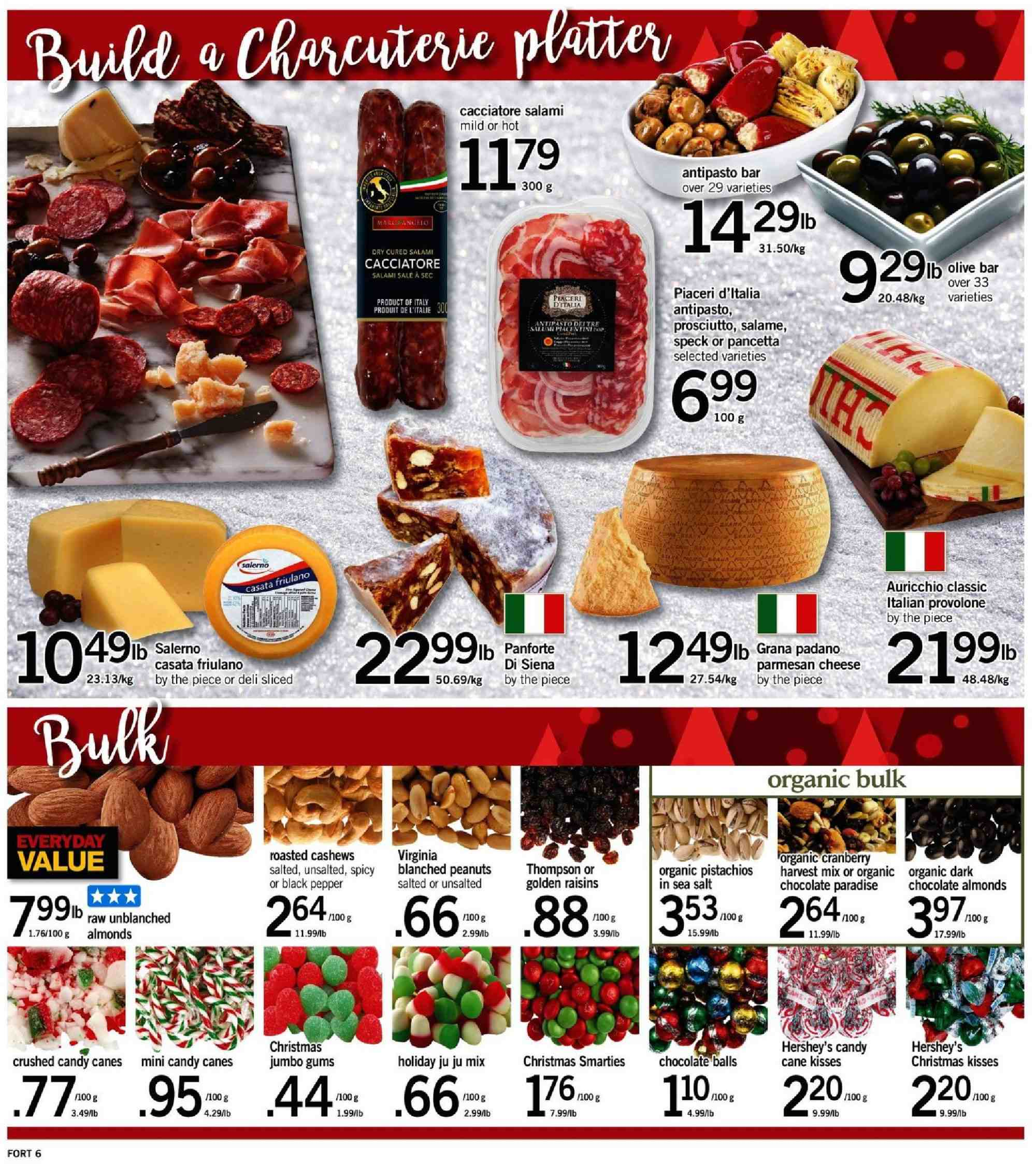 Fortinos Flyer  - December 06, 2018 - December 12, 2018. Page 7.