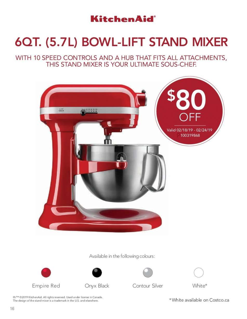 Current Costco flyer January 01, 2019 - February 28, 2019 ...