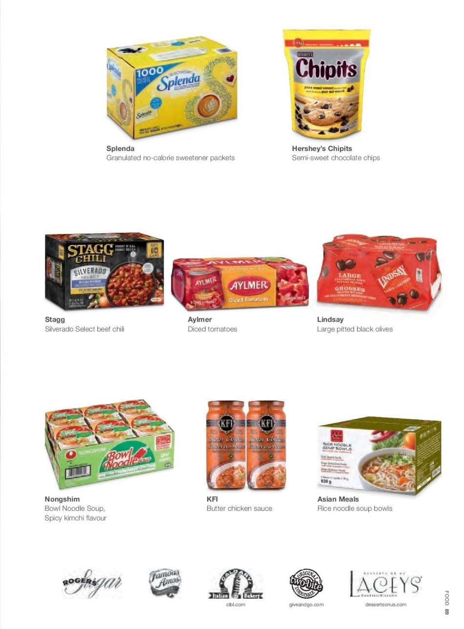 Current Costco flyer January 01, 2019 - December 31, 2019