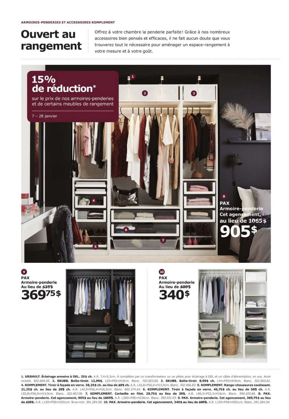 Boite À Cables Ikea current ikea flyer january 07, 2019 - january 28, 2019