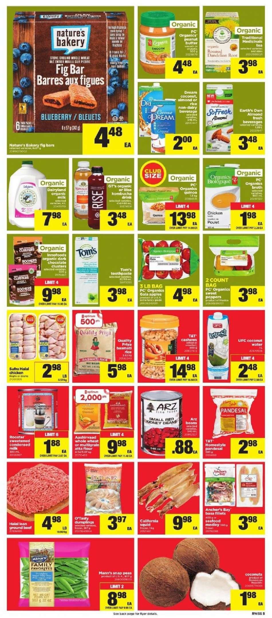 Current Real Canadian Superstore flyer February 22, 2019