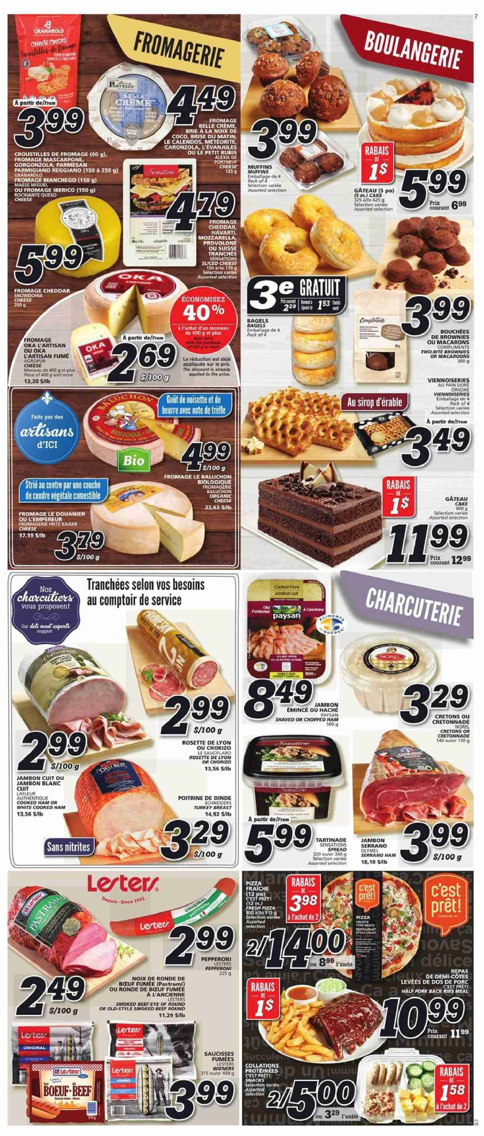 IGA Flyer  - February 28, 2019 - March 06, 2019. Page 5.