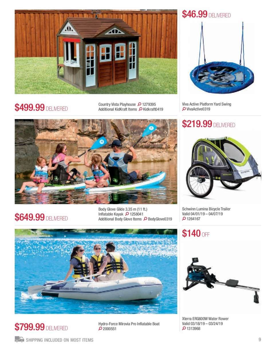 Current Costco flyer March 01, 2019 - April 30, 2019 | Ca