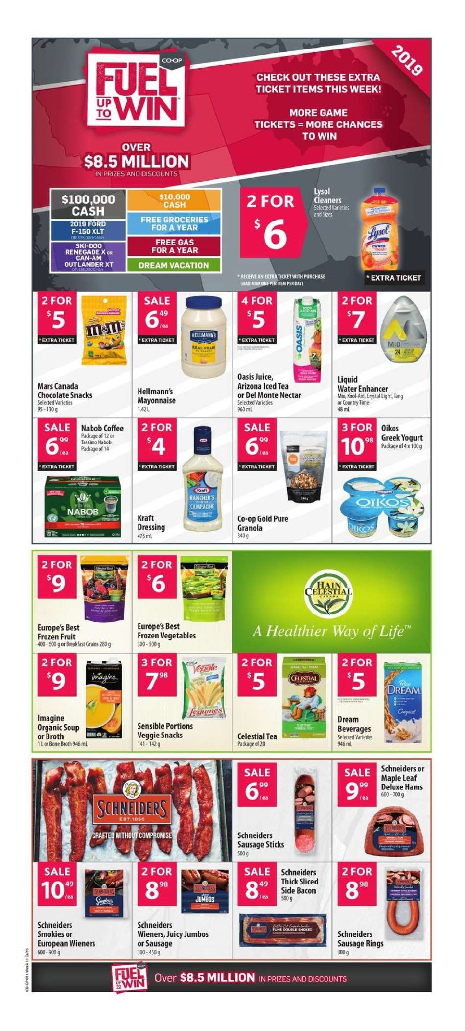 Current Calgary Co-op flyer March 07, 2019 - March 13, 2019 | Ca