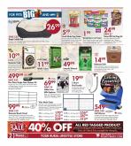 Peavey Mart Flyer - March 08, 2019 - March 17, 2019.