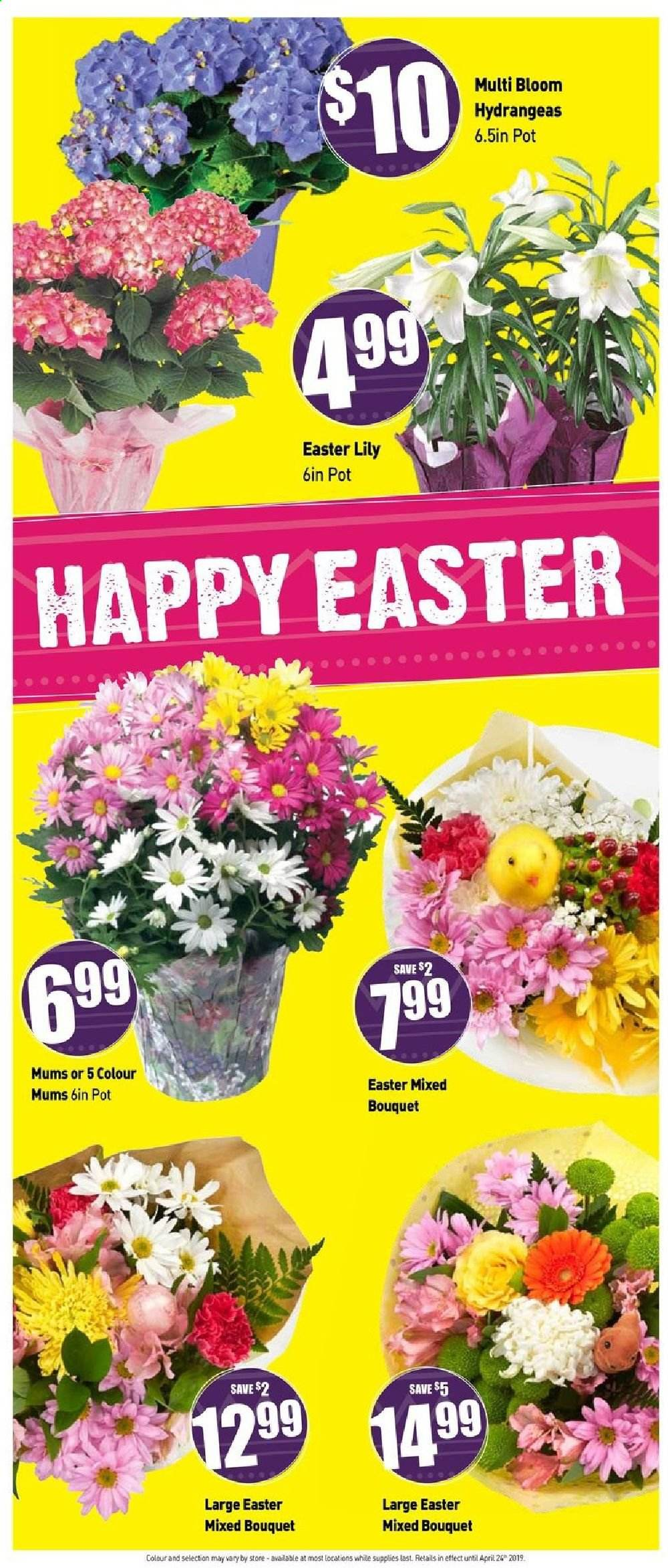 FreshCo. Flyer  - April 18, 2019 - April 24, 2019. Page 6.