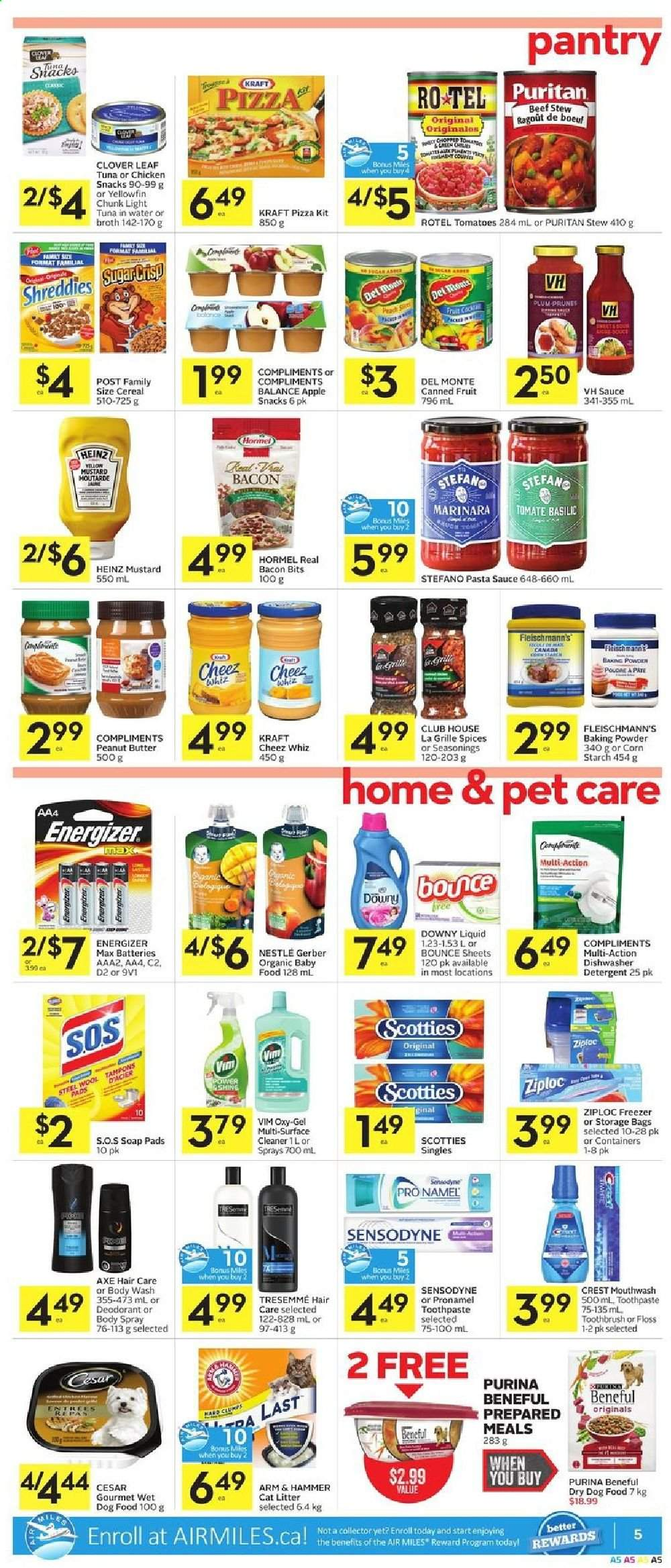 Foodland Flyer  - April 25, 2019 - May 01, 2019. Page 5.