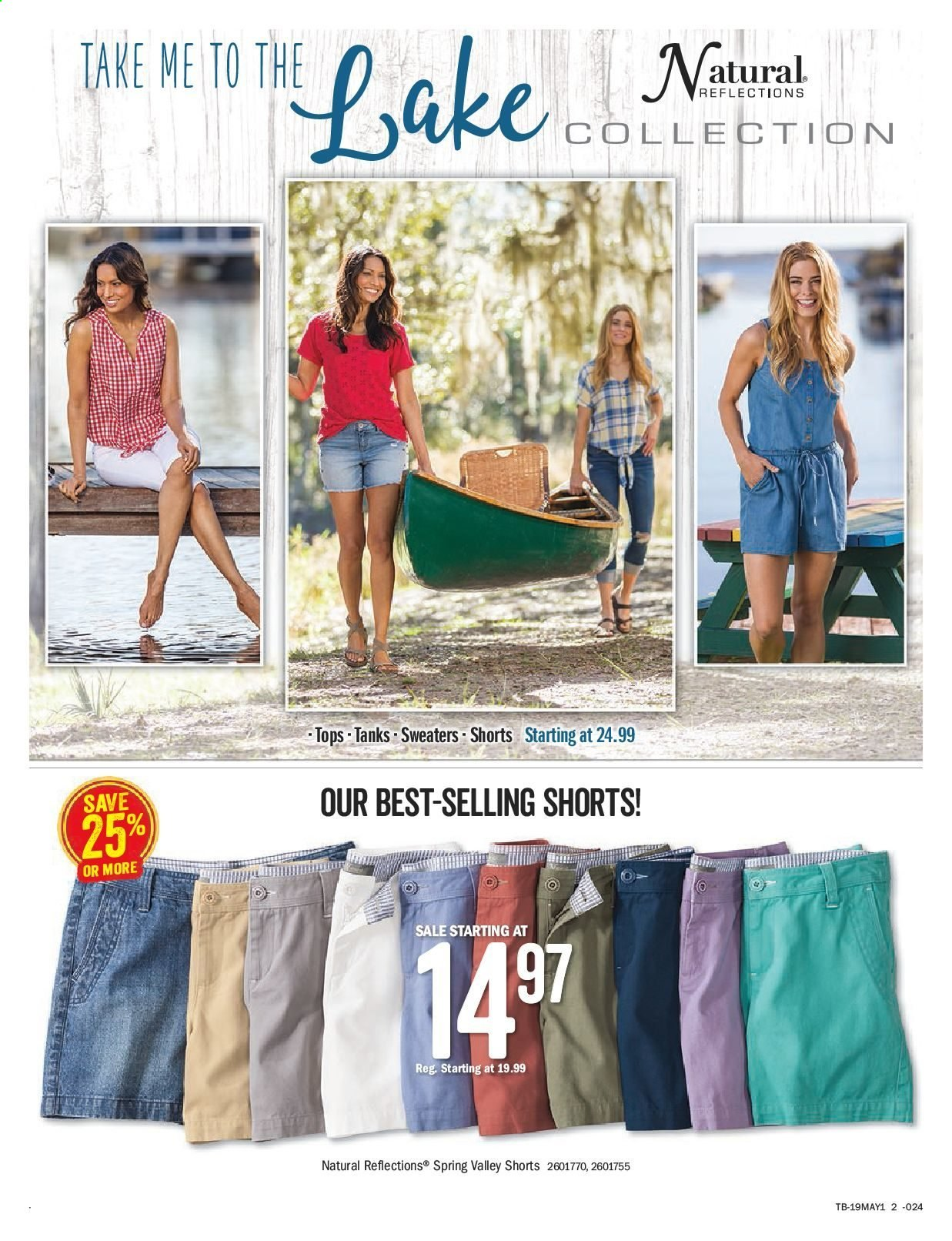 Bass Pro Shops Flyer  - April 26, 2019 - May 12, 2019. Page 2.