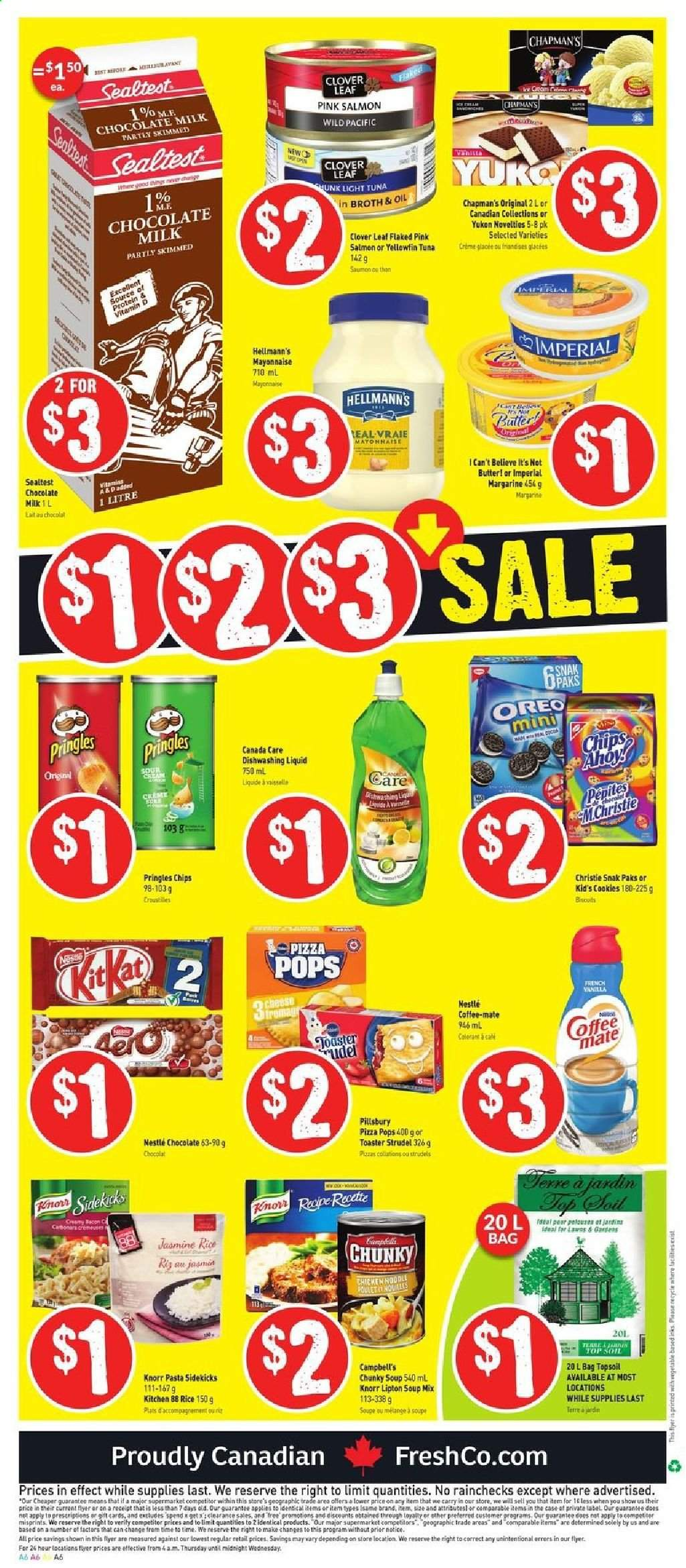 FreshCo. Flyer  - May 02, 2019 - May 08, 2019. Page 6.