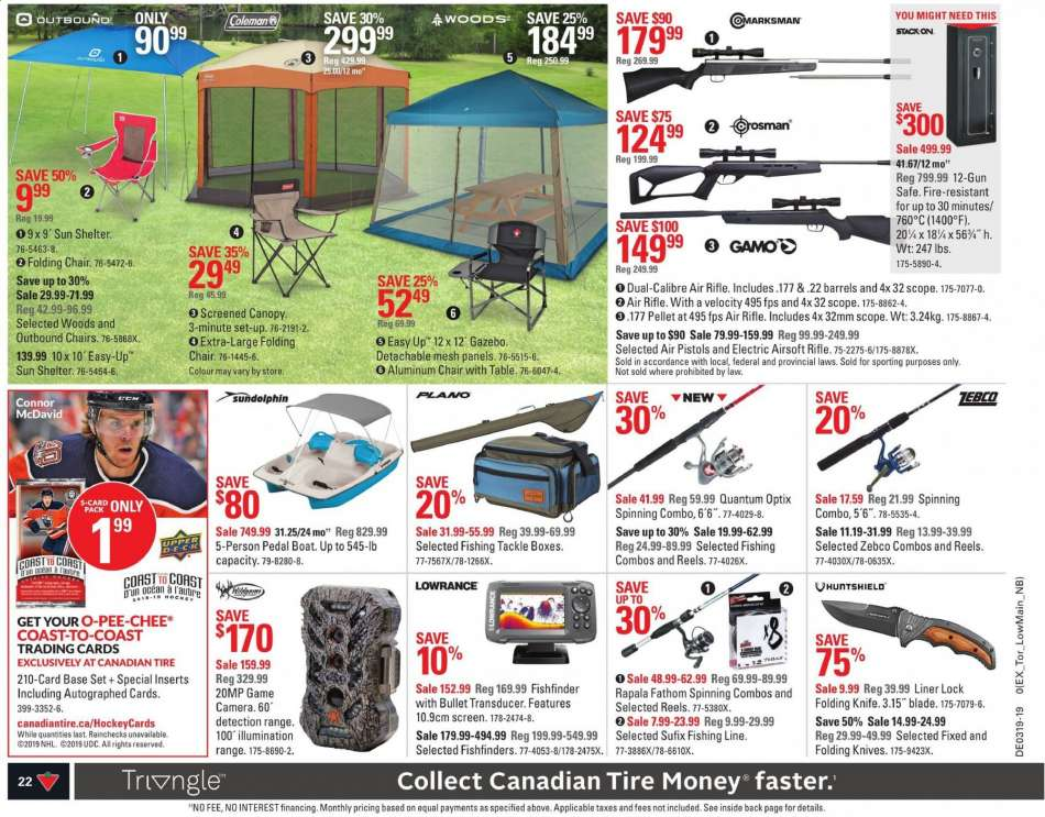Current Canadian Tire flyer May 02, 2019 - May 08, 2019 | Ca-flyers com