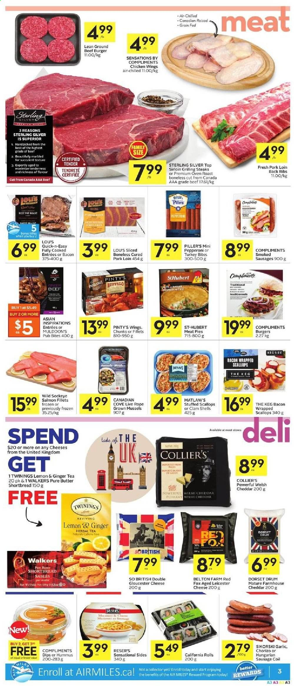 Foodland Flyer  - May 09, 2019 - May 15, 2019. Page 3.