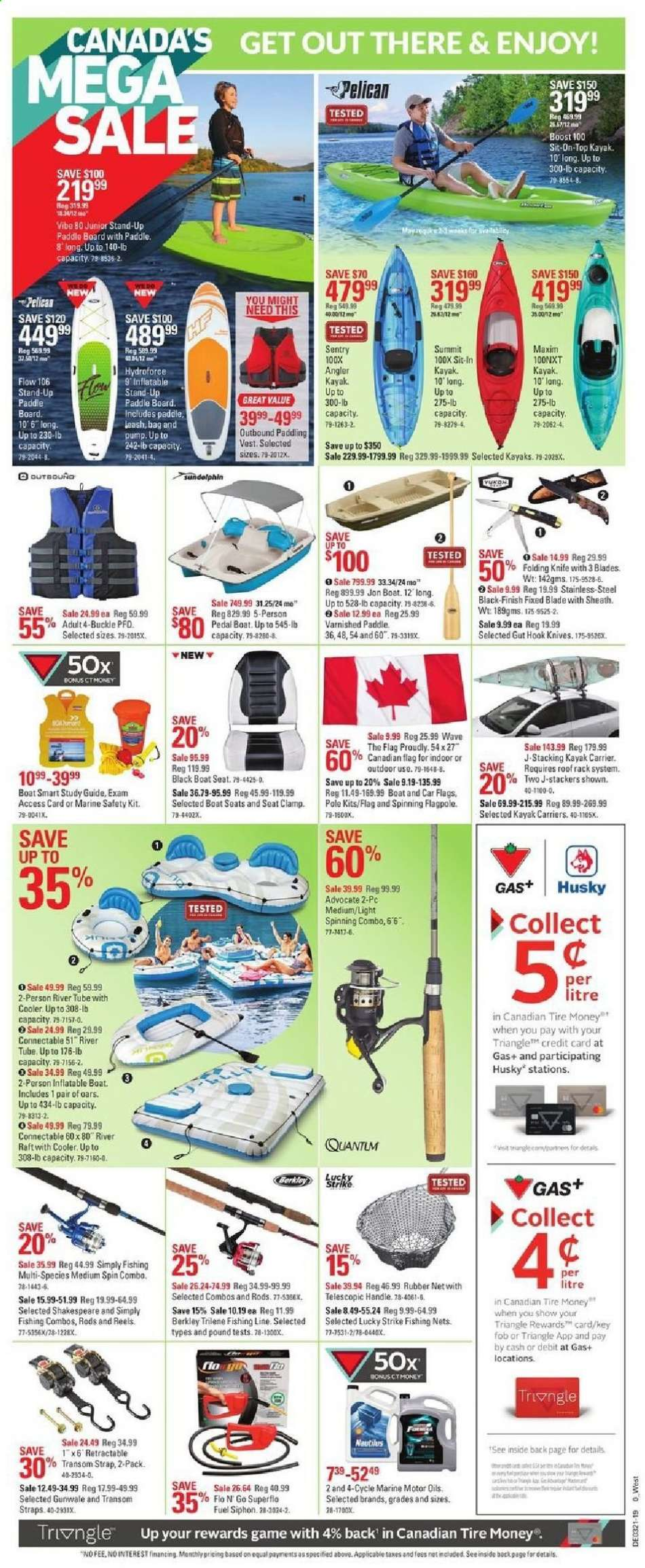 Current Canadian Tire flyer May 16, 2019 - May 22, 2019 | Ca-flyers com
