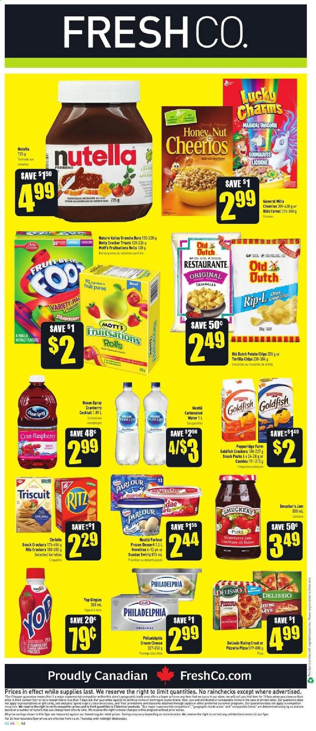 FreshCo. Flyer  - May 23, 2019 - May 29, 2019. Page 6.
