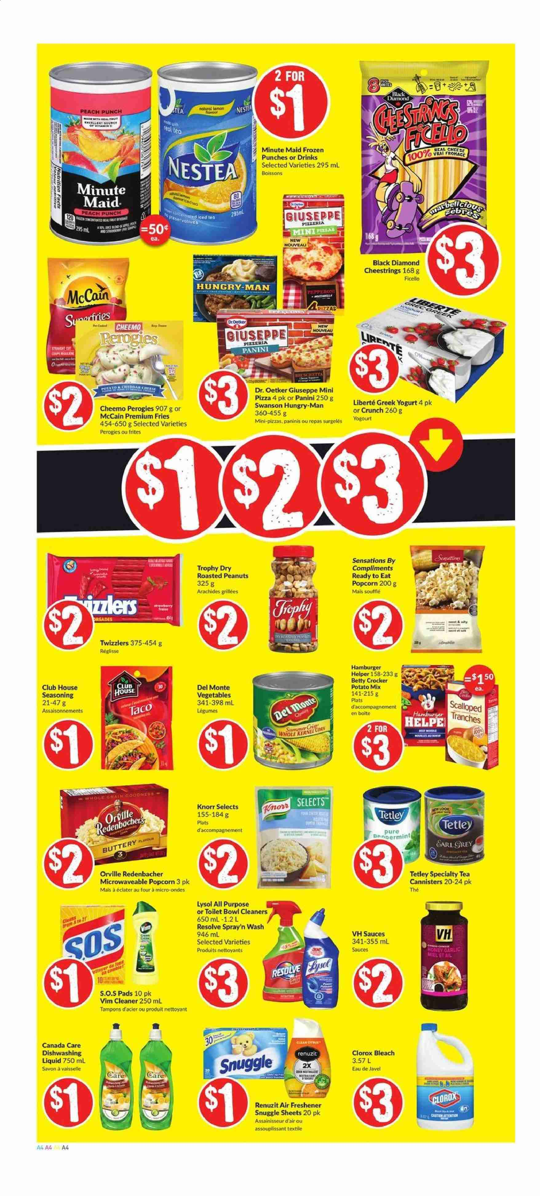 FreshCo. Flyer  - June 20, 2019 - June 26, 2019. Page 4.