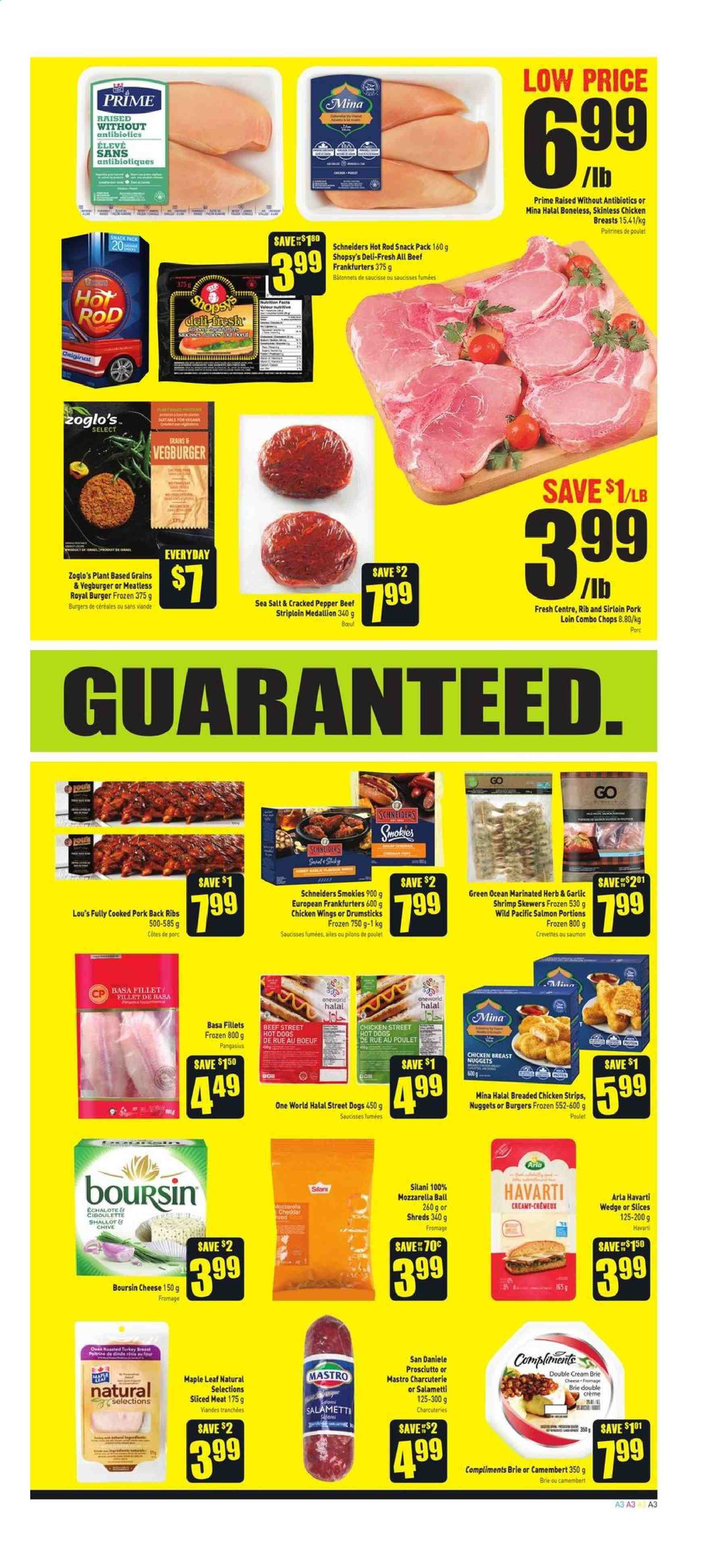FreshCo. Flyer  - June 27, 2019 - July 03, 2019. Page 3.