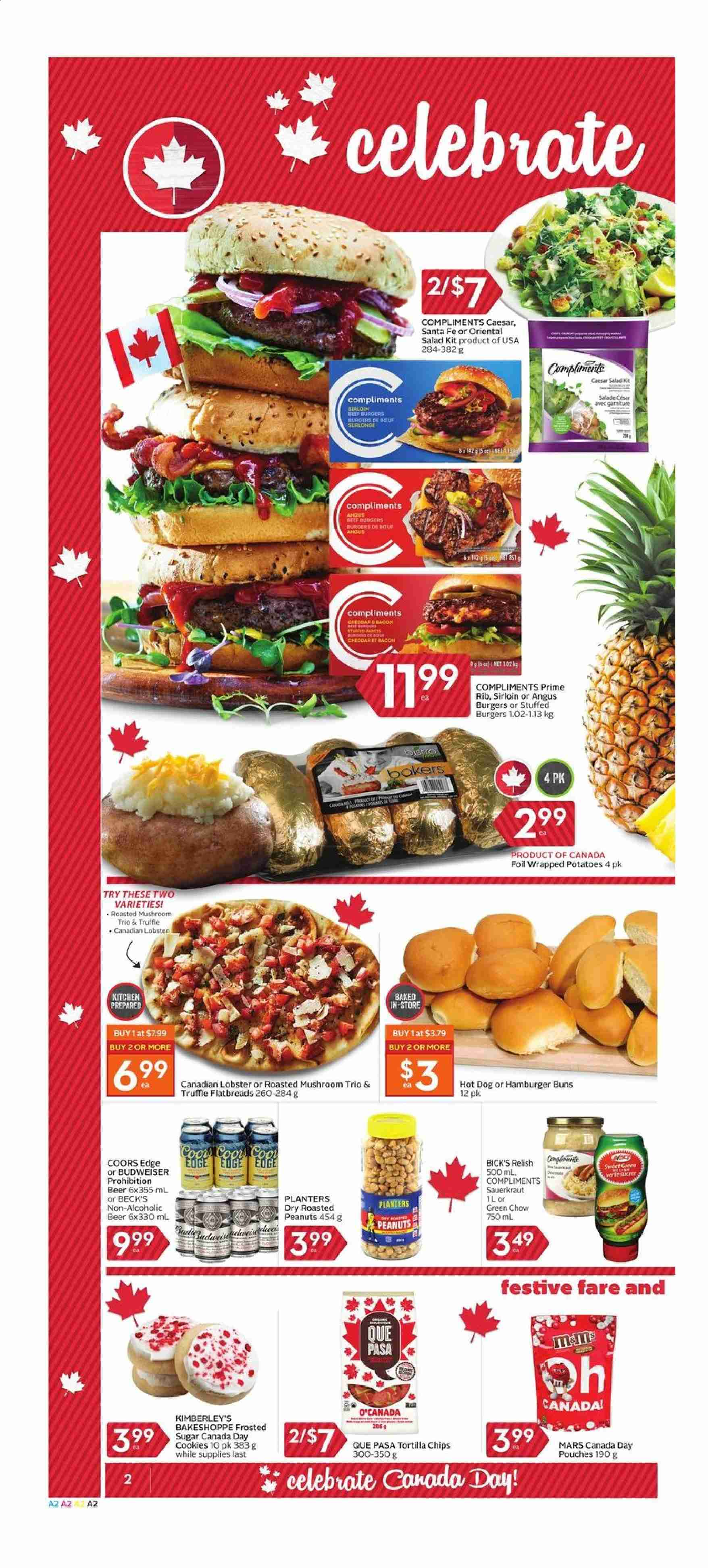 Foodland Flyer  - June 27, 2019 - July 03, 2019. Page 2.