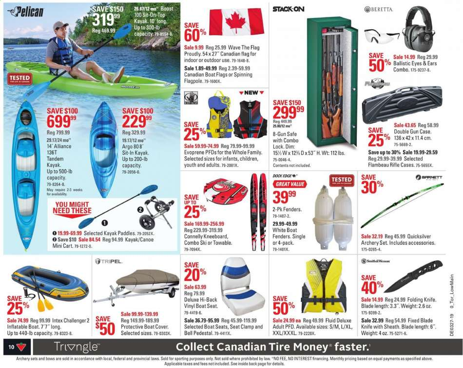 Current Canadian Tire flyer June 28, 2019 - July 04, 2019 | Ca