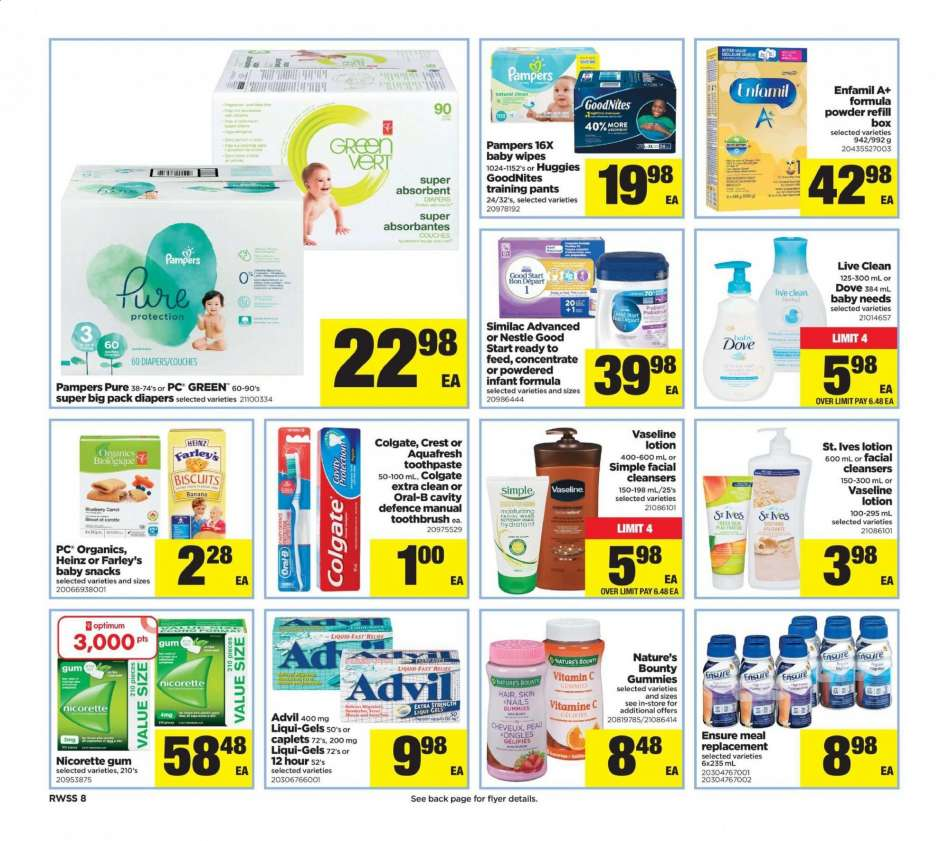 Current Real Canadian Superstore flyer July 05, 2019 - July