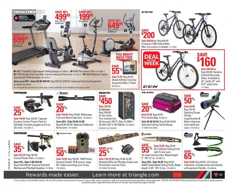 Current Canadian Tire flyer July 05, 2019 - July 11, 2019 | Ca