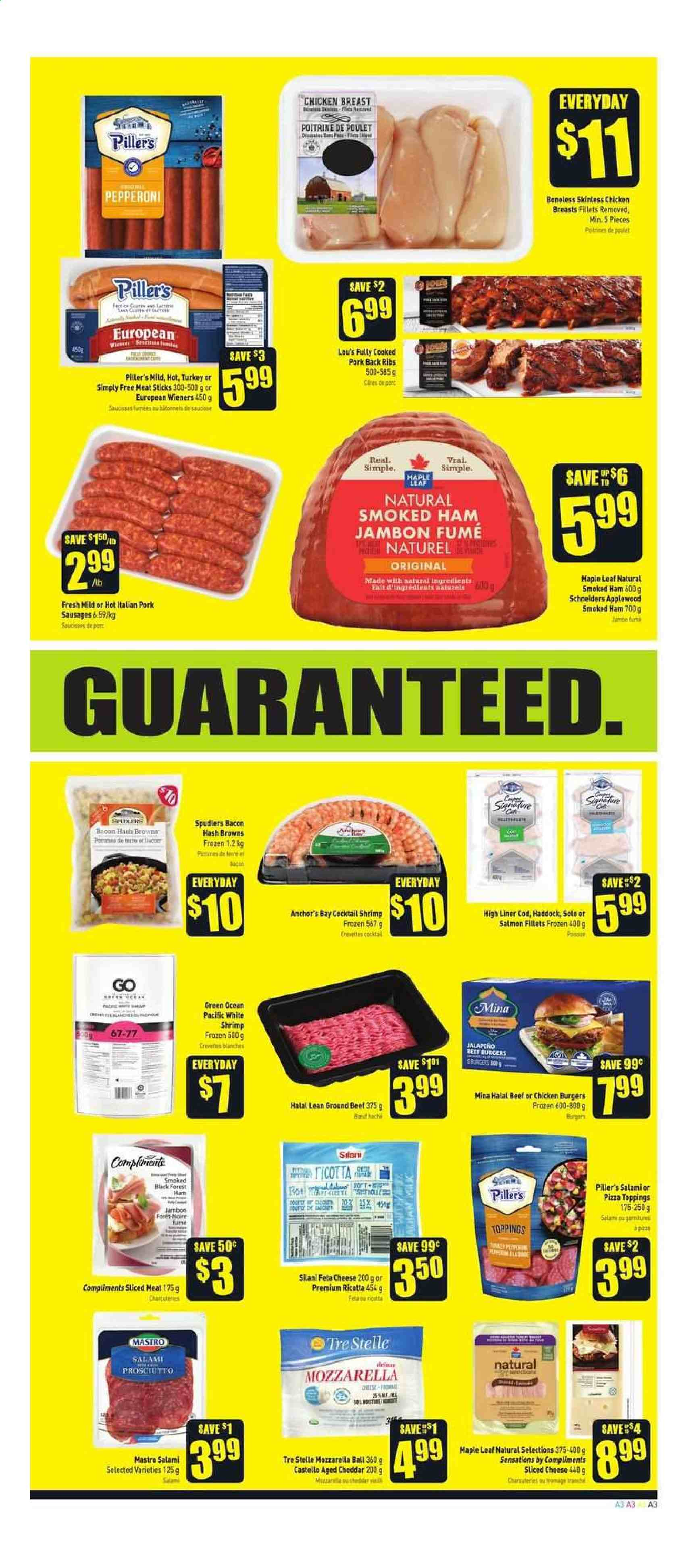 FreshCo. Flyer  - July 11, 2019 - July 17, 2019. Page 3.