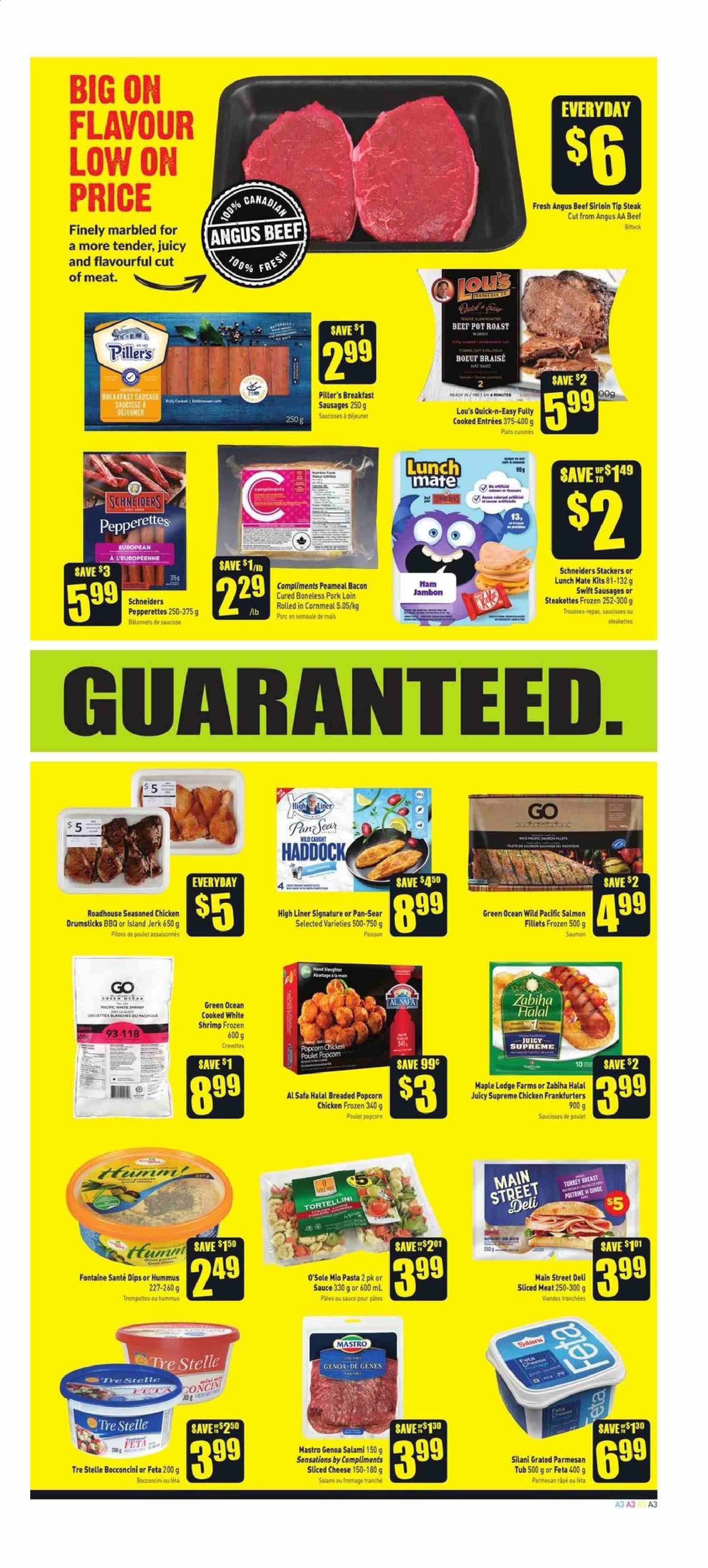 FreshCo. Flyer  - July 18, 2019 - July 24, 2019. Page 3.