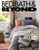 Bed Bath & Beyond Flyer - July 12, 2019 - September 19, 2019.