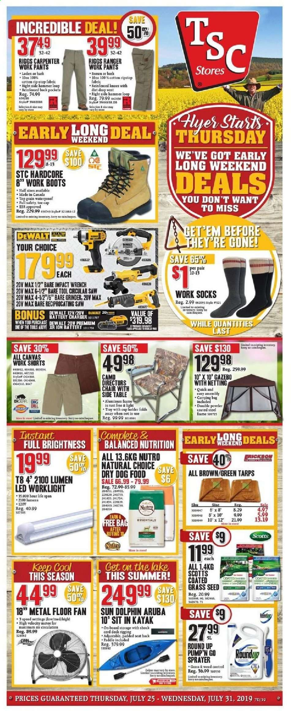 Current TSC Stores flyer July 25, 2019 - July 31, 2019 | Ca